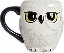 Harry Potter Lizenz Hedwig Kaffeetasse Tasse
