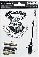 Harry Potter Magical Objects Aufkleber-Set -