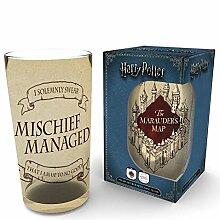 Harry Potter - Marauders Map, The - Bierglas Pint