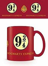 Harry Potter MG25474C Tasse, Keramik, 11