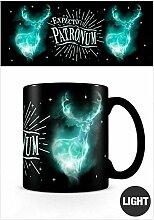 Harry Potter Patronas Glow in the Dark 11oz Mug