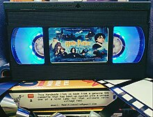 Harry Potter Retro VHS Lampe, tolle Geschenkidee