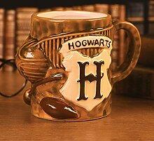 Harry Potter SCMG25063 Kaffeebecher, 568 ml,