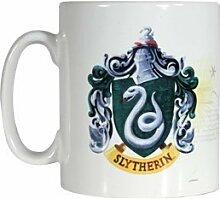HARRY POTTER Slytherin Crest Tasse