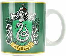 Harry Potter Slytherin Wappen Tasse mit Box