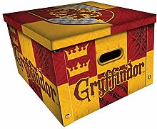 Harry Potter SR72662 Aufbewahrungsbox Gryffondor,
