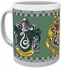 Harry Potter Tasse Slytherin / Kaffeetasse aus