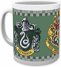 Harry Potter Tasse Slytherin / Kaffeetasse aus