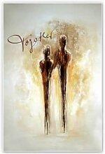 Hartschaum Bilder - Wandbild Melz - Together