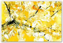 Hartschaum Bilder - Wandbild Niksic - Blütezeit