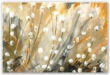 Hartschaum Bilder - Wandbild Niksic - Pusteblumen