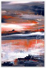 Hartschaum Bilder - Wandbild Niksic - Sehnsucht