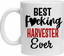 Harvester Tasse – Best Harvester Ever –