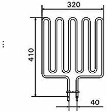 HARVIA HEIZELEMENTE ZSK-700 (2.0 kW) | ZSK-710