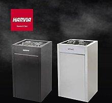 Harvia Saunaöfen Virta - 6.8 kW, Farbe: Stahl