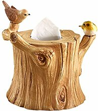 Harz Dekoration Tissue Box Schublade Wohnzimmer