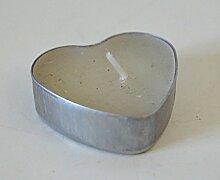 Hase Keramik ca. 20cm Osterhase 3tlg. Satz grau