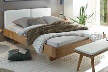 HASENA, Bett Oak-Line Bianco Modul 18 Airo Cemoa,