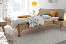 HASENA, Bett Oak-Line Bianco Modul 18 Xylo Gabo,