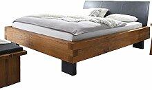 Hasena Oak Wild Bett Füße Quada Kopfteil Ripo