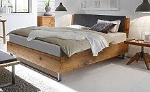 Hasena Oak Wild Wildeiche Bett Füße Indus