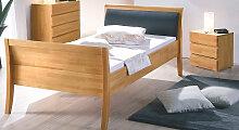 Hasena Seniorenbett Cortina, 100x200 cm, Buche