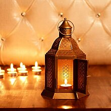 Hashcart Hängende marokkanische Lampe und