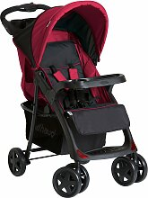 Hauck Neo II Buggy mit Liegefunktion rot