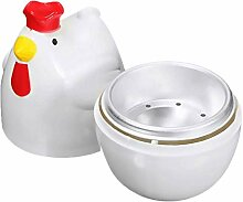 Haudang Chick-Shaped 1 gekochtes Ei Dampfgarer