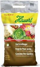 Hauert Biorga Gartendünger, 5 kg Beutel