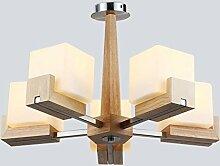 Hauptbeleuchtung Moderne chinesische Massivholz