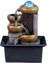 Hauptdekorationen Glückliche Brunnen Wohnzimmer