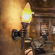 Hauptdekorationslampe Retro Wandlampe Bar