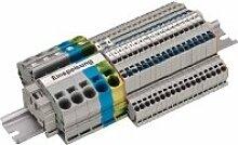 Hauptverteiler-Set 2 TopJob S 821-123,Elektroinstallation,WAGO Kontakttechnik,821-123,4045454962319