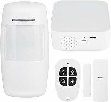 Haus Alarm System Wireless Einbruch System 433MHz