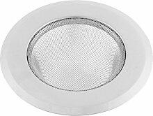 Haus Küche Abfluss Waschbecken Filter Maschen Sieb Stopper 11.3cm Außen-Dmr