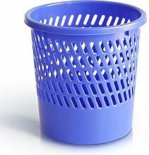 Haus & Küche Mülleimer Haushalt Küche Mülleimer Badezimmer Abfalleimer Wohnzimmer Mülleimer Verdickung Kreisförmig