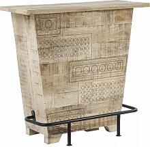 Hausbar Puro mit Weinregal KARE Design