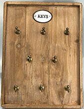 HausderHerzen Schlüsselboard Schlüsselbrett