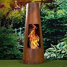 Haushalt International Feuerstelle aus Metall