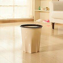 Haushalt Kunststoff Müll Wohnzimmer Küche Badezimmer Sanitär Mülleimer