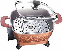 Haushalt Multifunktions-Elektro-Hot Pot Mini