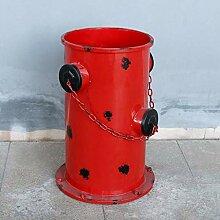 Haushalt Schmiedeeisen Hydrant Form Landung