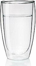 Haushalt Tasse Schnaps Tasse Bierkrug Transparente
