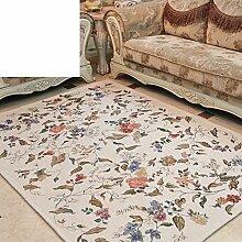 Haushalt Tür Decke/Europäische Garten frische Equilibrium/Schlafzimmer Bett Höhle-B 120x180cm(47x71inch)