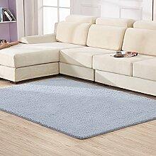 Haushalt Tür Decke/ Schlafzimmer Teppich/ Wand an Wand Bettdecke/[Rechteckige Sofa Teppich]-E 140x200cm(55x79inch)