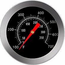 Haushaltsthermometer Bratenthermometer Edelstahl