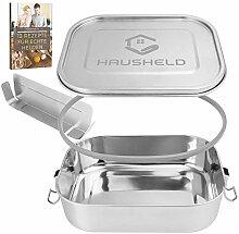 HAUSHELD ECO Brotbox - Auslaufsicher und mit
