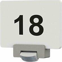 Hausnummernleuchte mit Bewegungsmelder incl....
