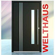 Haustür Welthaus WH75 Standard Aluminium mit